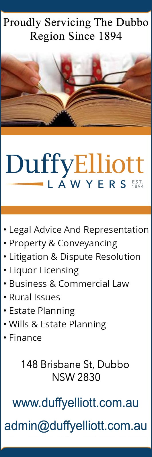 Duffy Elliott Lawyers - Conveyancer & Conveyancing Services