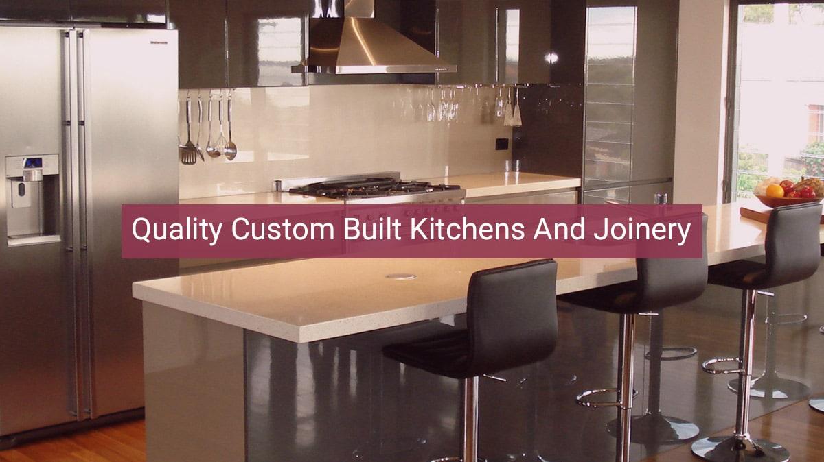 Designer Living Kitchens - Kitchen Renovations & Designs - 16 Milton ...