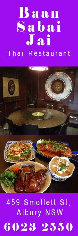 Thai Food Albury
