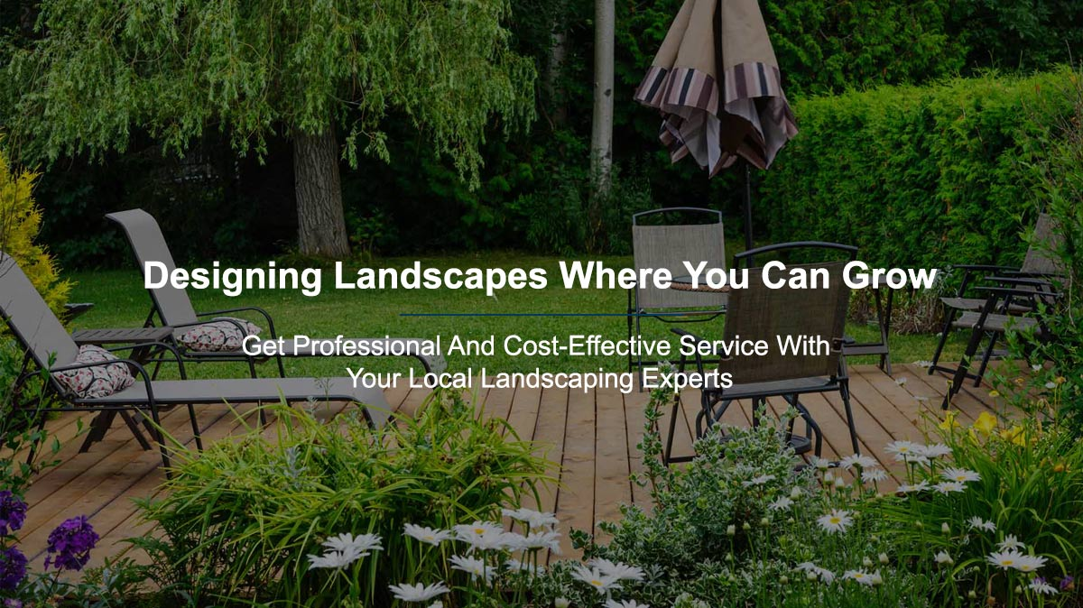 rock solid landscape design project management landscaping