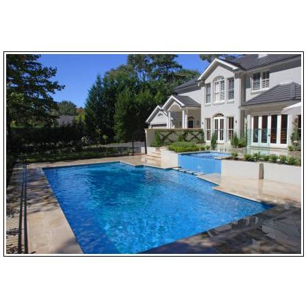 Sunrise pools swimming pool designs construction for Pool designs victoria