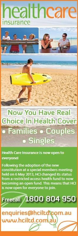 Health Care Insurance Limited Ahsa