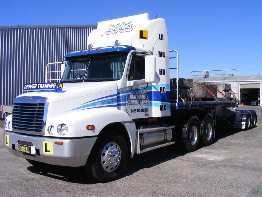 North coast heavy vehicle driver training driving lessons schools north lismore