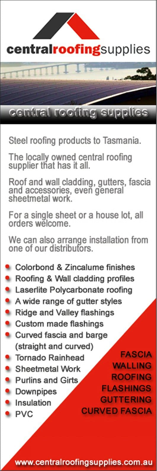 Central Roofing Supplies Guttering Amp Spouting Unit 3