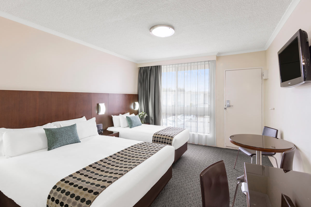 Best Western Central Motel And Apartments Queanbeyan Nsw