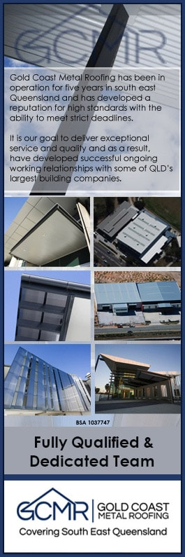 Gold Coast Metal Roofing - Roofing Materials - Tweed Heads