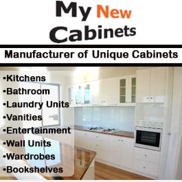 my new cabinets - cabinet makers & designers - north geelong