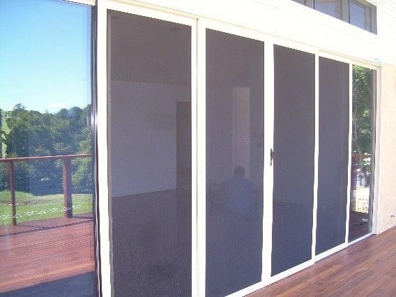 Coast Hinterland Glass Aluminium Security Doors Windows