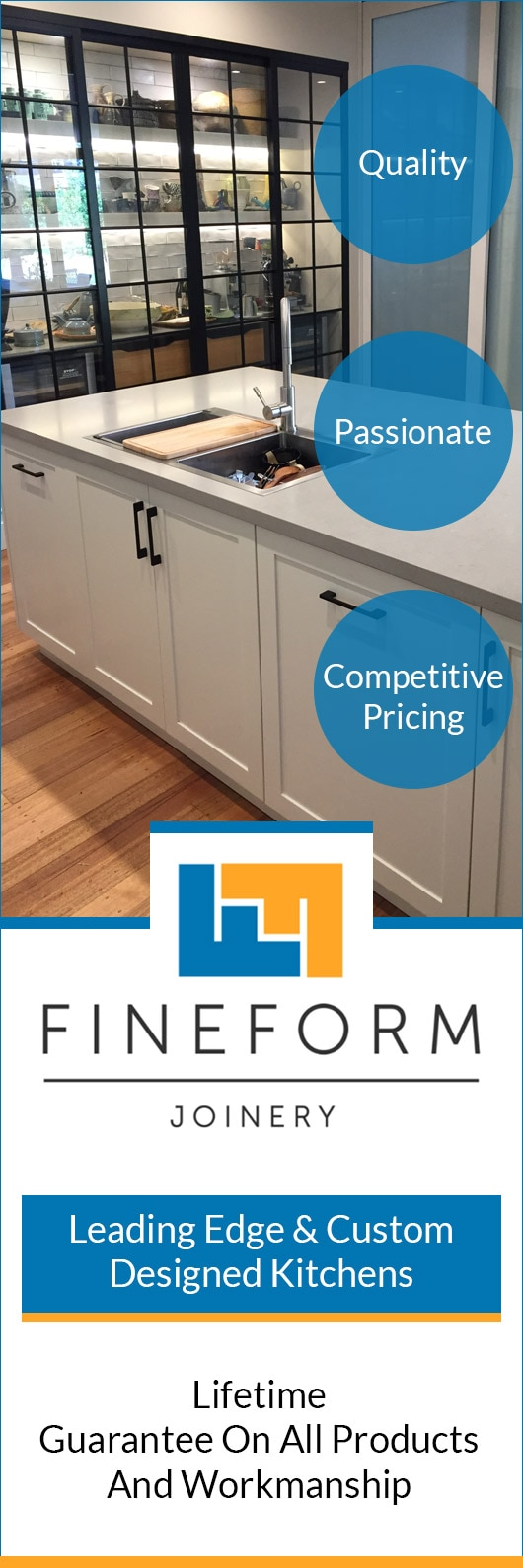 FineForm Joinery Pty Ltd - Kitchen Renovations & Designs - 2/4 ...