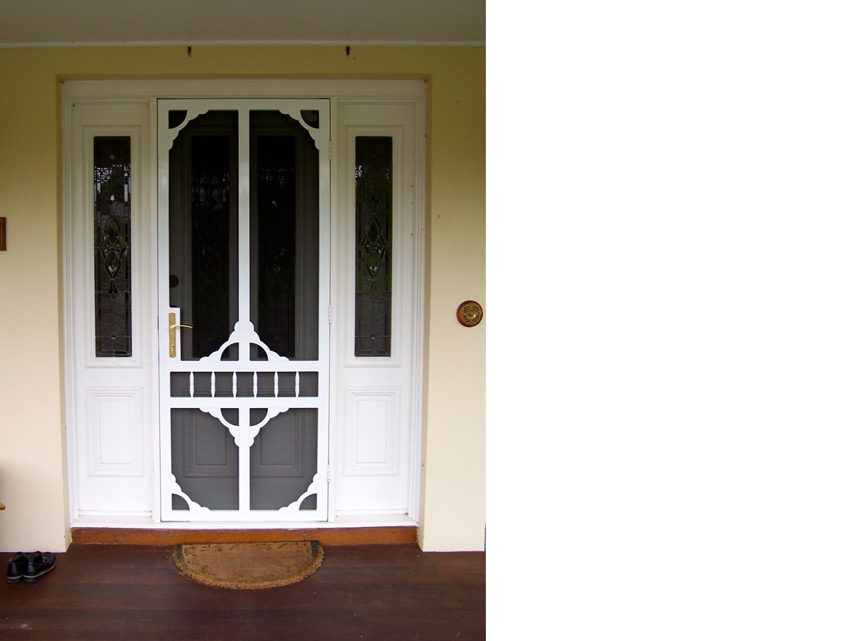 The superior door company security doors windows for Door companies