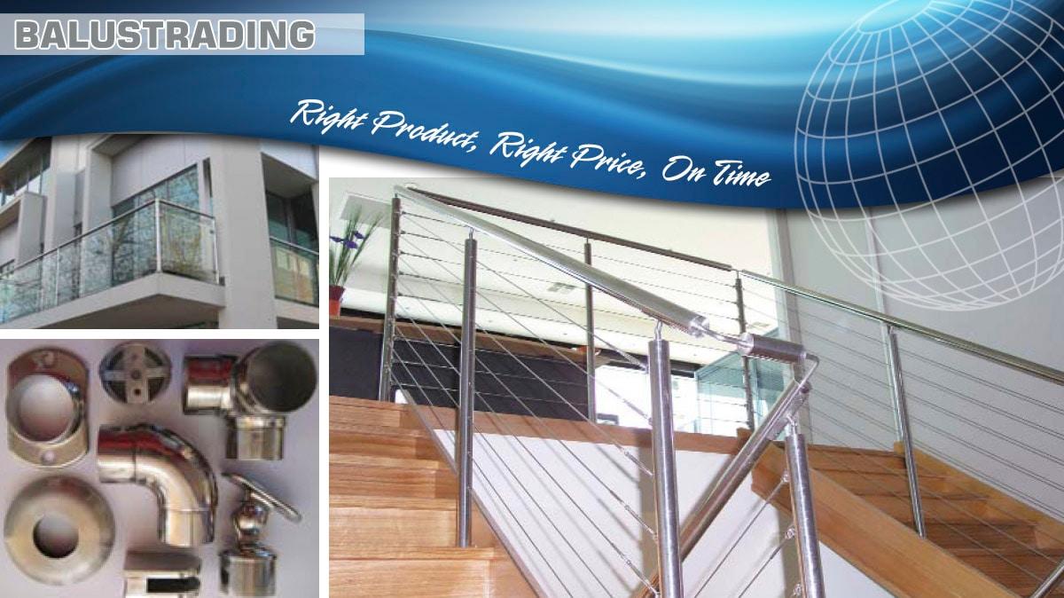 Keble's Trading Pty Ltd - Balustrading - Unit 1/ 28 Johnston