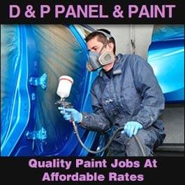 D & P Panel & Paint - Panel Beater & Painters - Factory 5/ 8A-10 ...