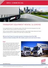 ORIX Australia Corporation Ltd - Fleet Management Services