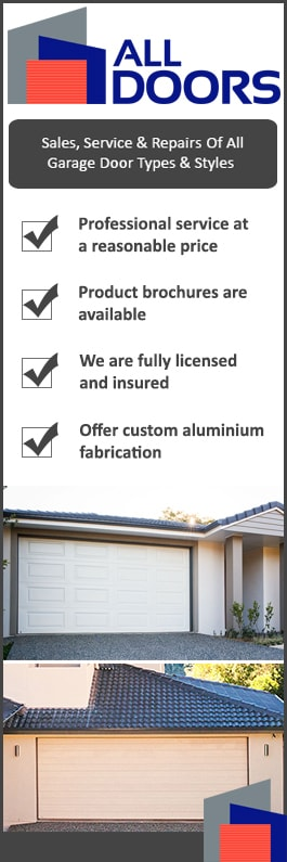 All Doors - Promotion & All Doors - Garage Doors u0026 Fittings - Shed 7 6 Production Ct - Toowoomba