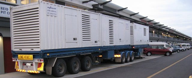 Generator hire service pty ltd generators melbourne for Electric motor repairs melbourne