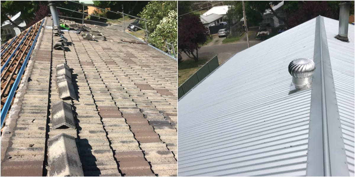 Aaa Sheds Amp Roofing Amp General Plumbing Roof Restoration