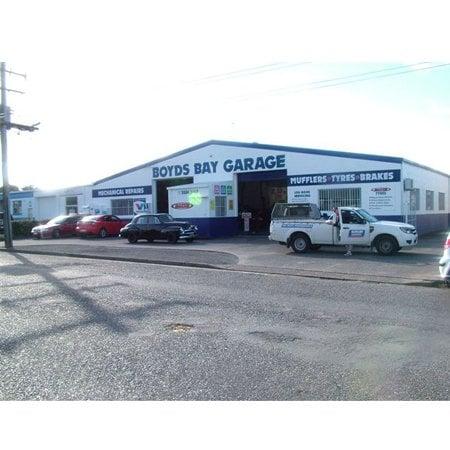 Boyds Bay Garage Mechanics Motor Engineers 48