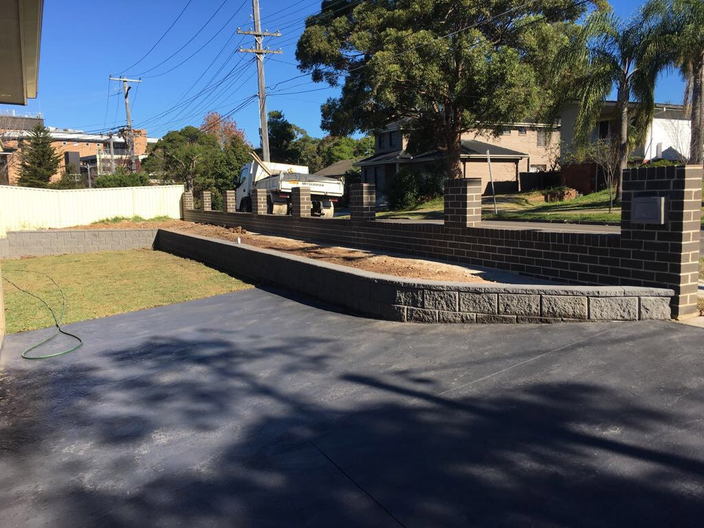 A j landscape paving design landscaping landscape for Landscape design jobs sydney