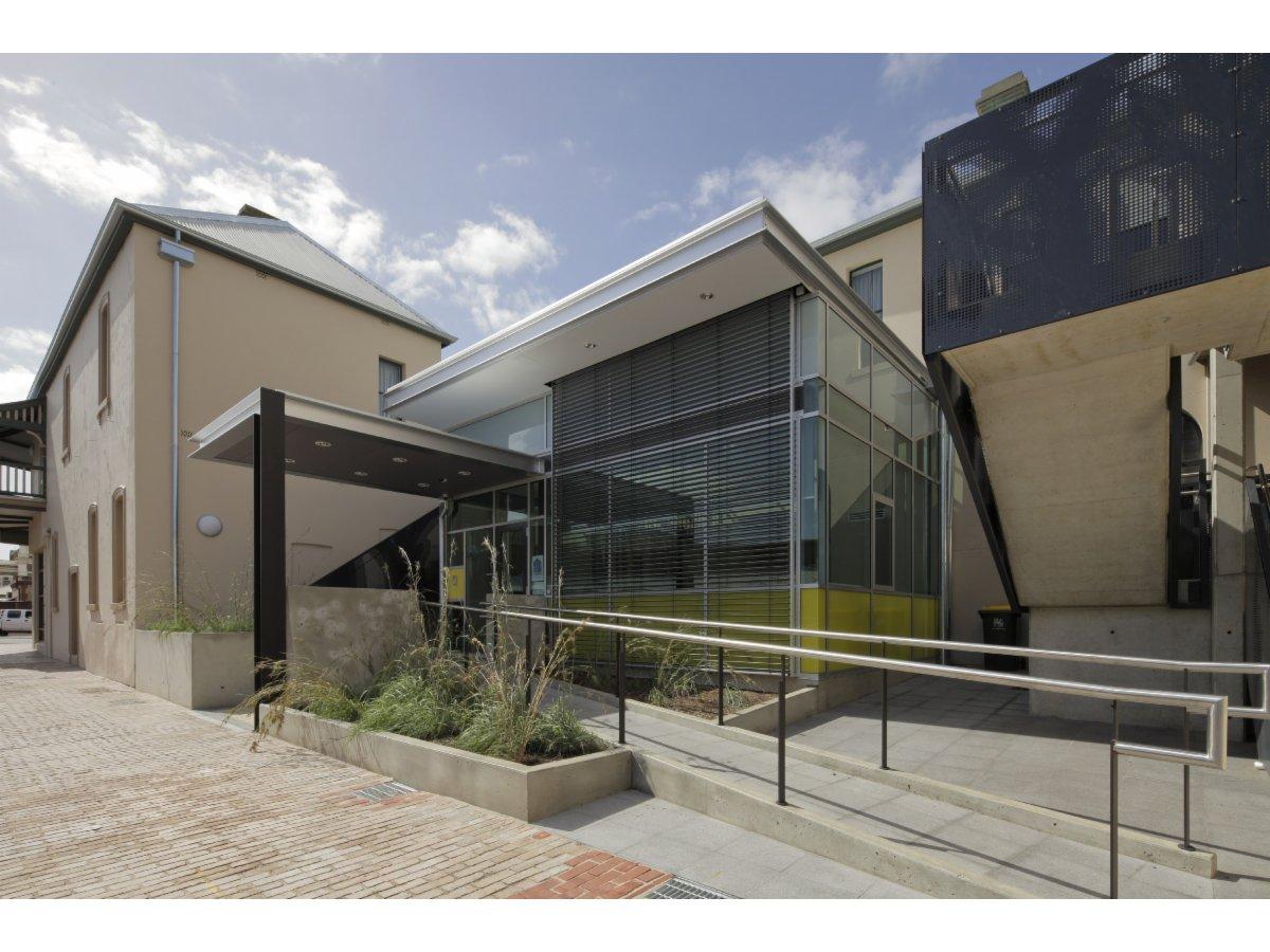 Greenway architects sa pty ltd architects 207 angas st for Architecture design studio pty ltd