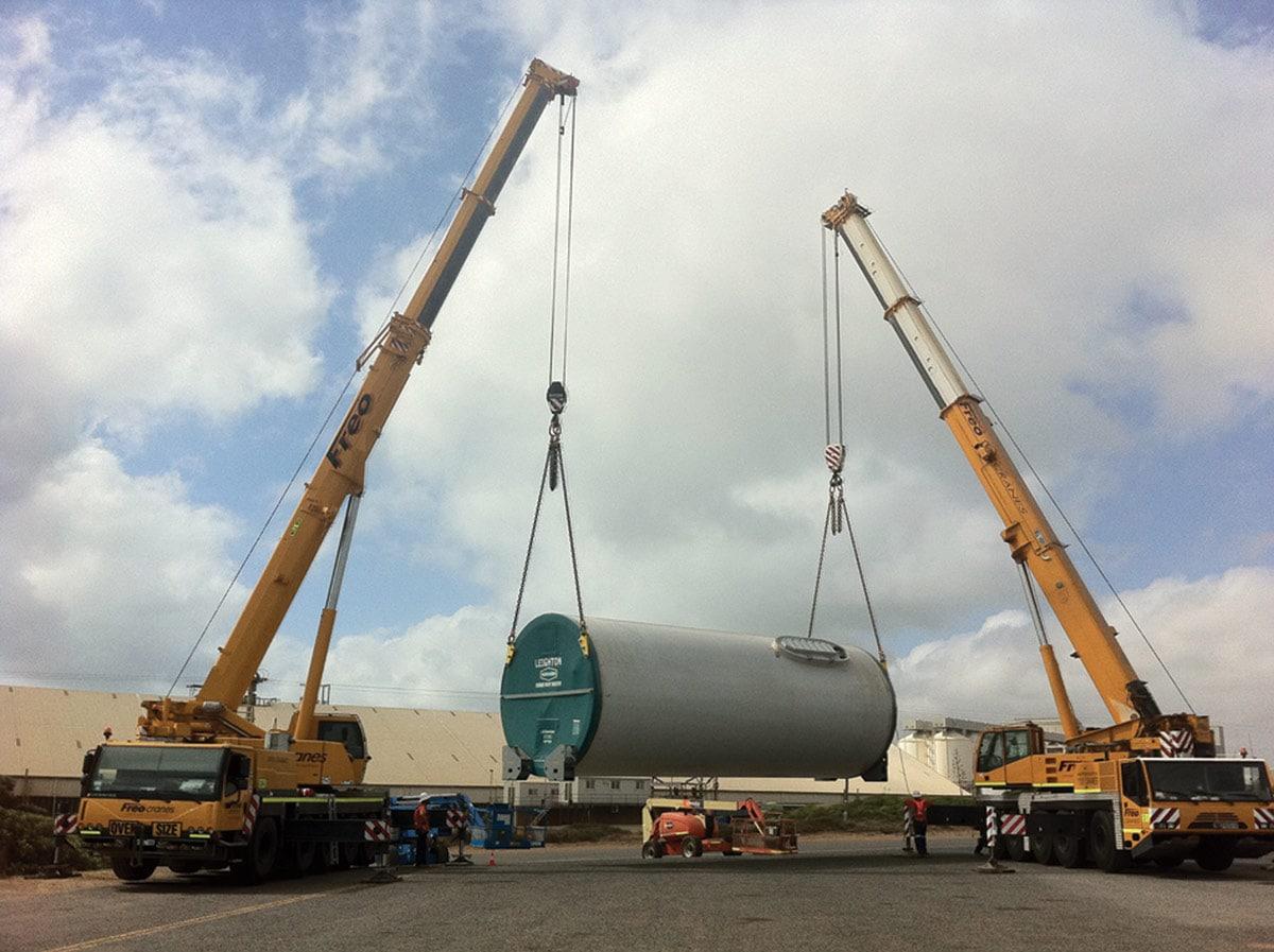 General Lifting Crane Hire in Mandurah, WA Australia | Whereis®