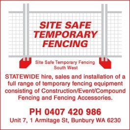 Site Safe Temporary Fencing South West Fencing