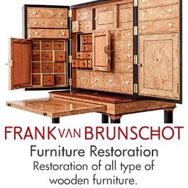 frank van brunschot fine furniture furniture restoration repairs