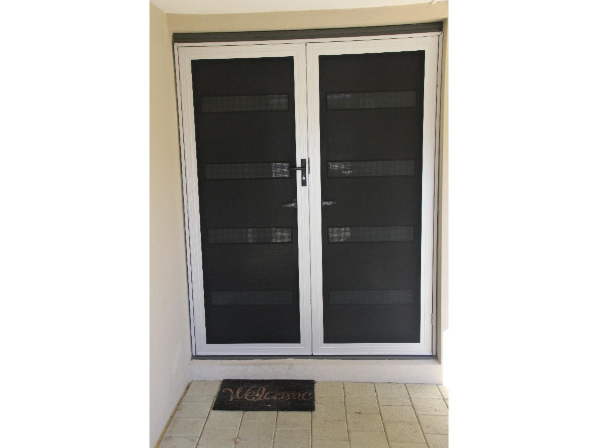 Grille door for added security  sc 1 st  Yellow Pages & Sliding Door Doctor u0026 Any Doors - Doors u0026 Door Fittings - JOONDALUP