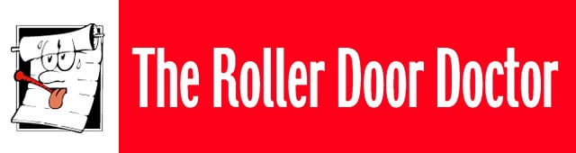 The Roller Door Doctor   Logo