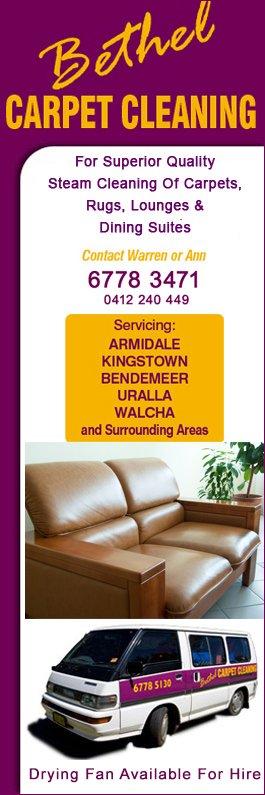 Carpet Cleaners Bethel  Bethel Carpet Cleaning - Promotion