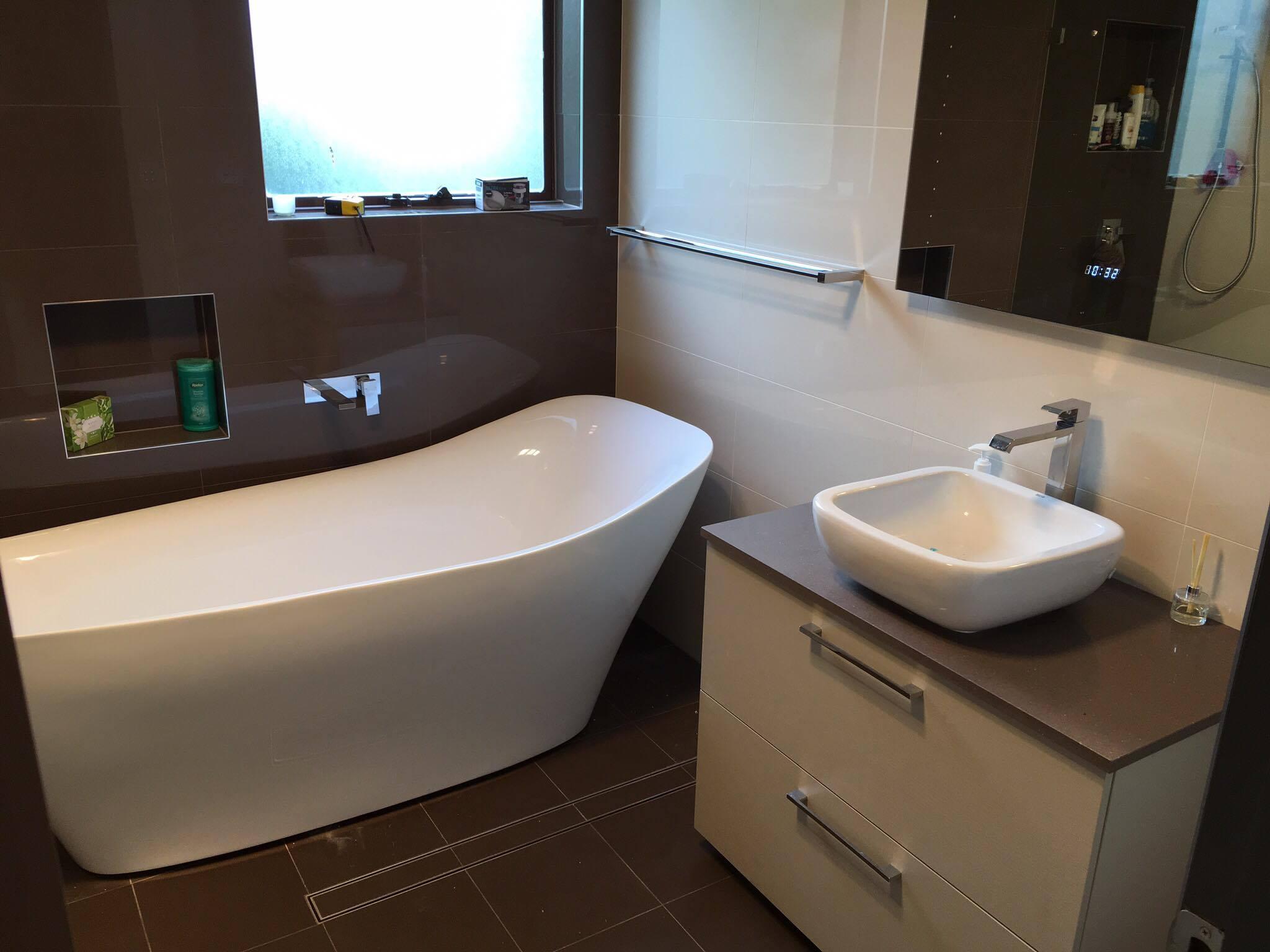 Bathroom Renovations Hawkesbury lwa bathrooms - bathroom renovations & designs - springwood