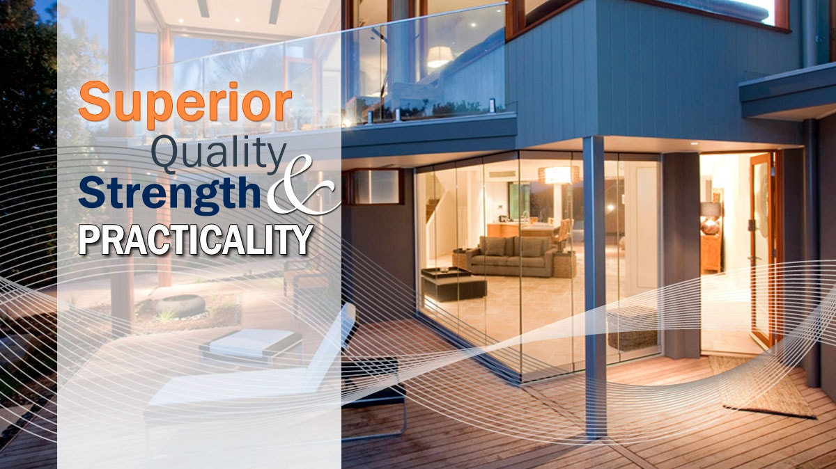 Residential windows commercial windows marine windows products - Trend Windows Doors Pty Limited