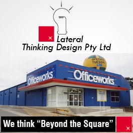 lateral thinking design promotion