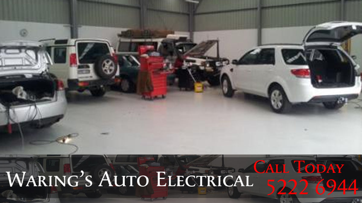 waring s auto electrical auto electrician services 117 waring s auto electrical auto electrician services 117 balliang st geelong south