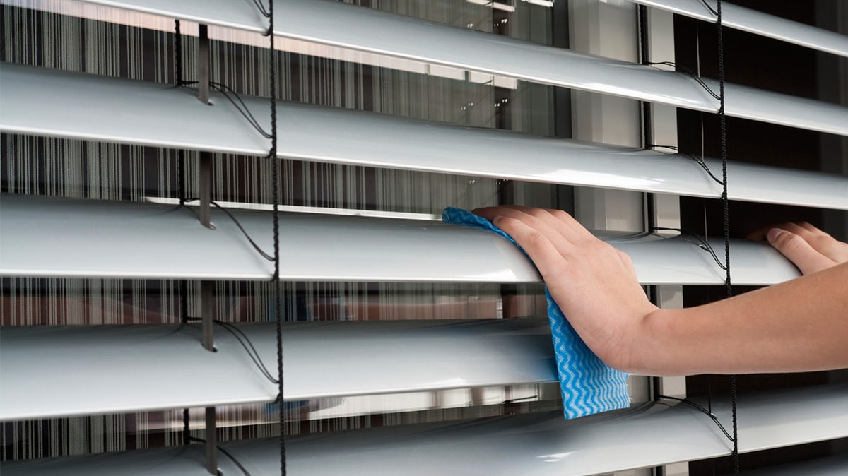 vertical cleaning and tips professional blinds diy blind