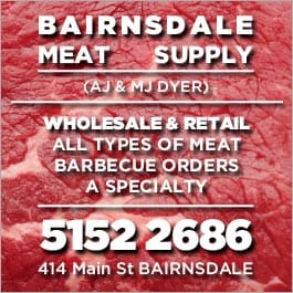 Bairnsdale Meat Supply - Butchers Shop - 414 Main St