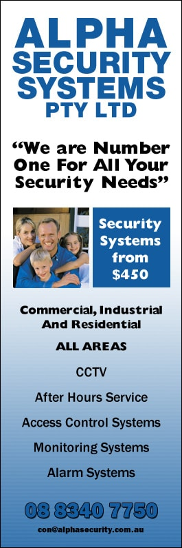 alpha security systems pty ltd security systems po box. Black Bedroom Furniture Sets. Home Design Ideas