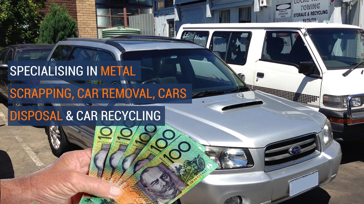Old Cars Removed - Scrap Metal Merchants - Keysborough