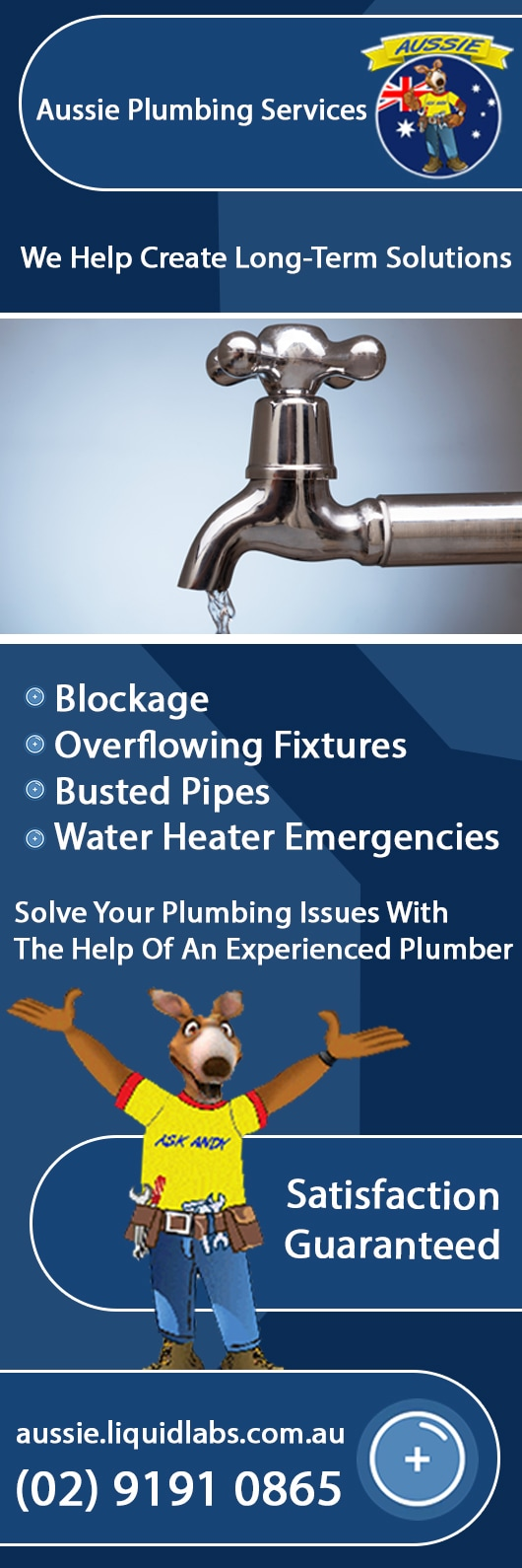 Aussie Plumbing Services Plumbers Gas Fitters Engadine