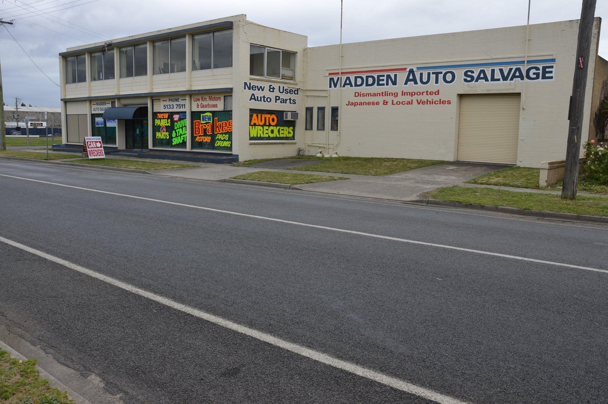 Used Car Dealers Morwell