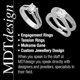 MDT Design - Jewellery Designers - 166 Swanston Walk ... - photo #37