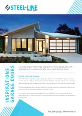Inspirations Garage Doors  sc 1 st  Yellow Pages & Steel-Line Garage Doors - Garage Doors u0026 Fittings - 111 National Blv ...