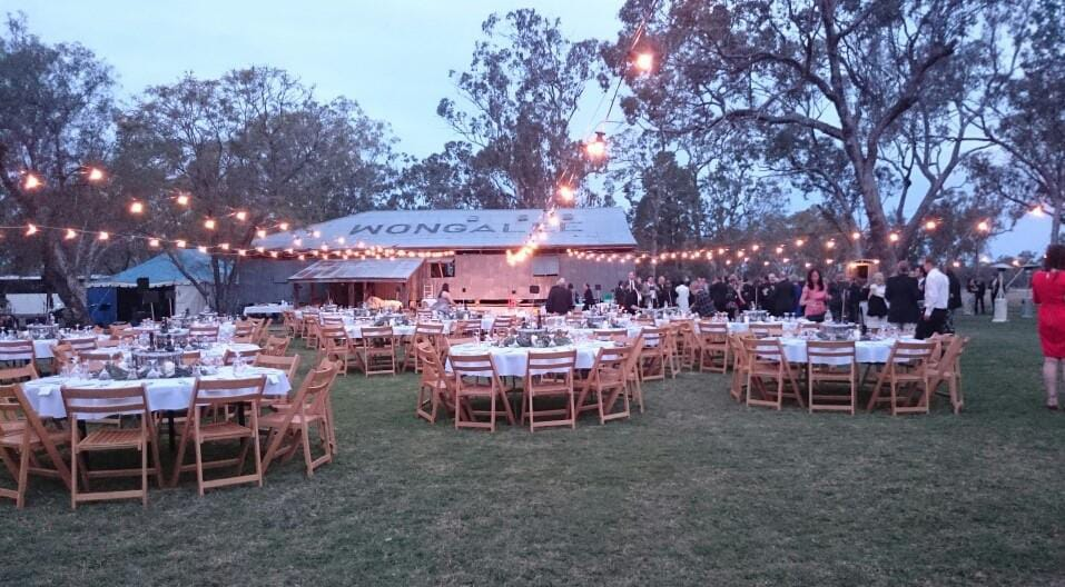 Gold Event Hire - Party Equipment Hire - Moree