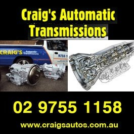 Craig's Automatic Transmissions Pty Ltd - Car & Automotive