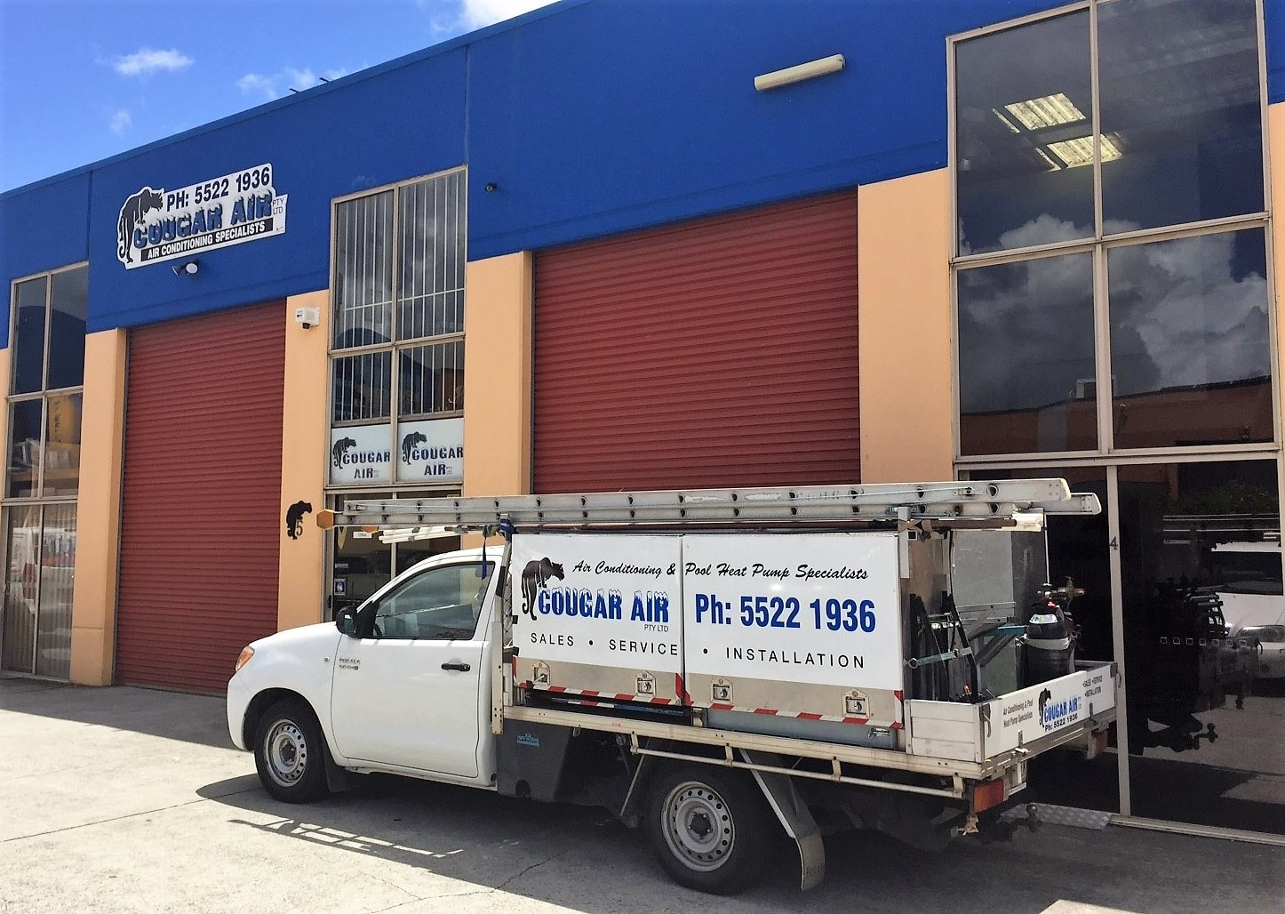 #134BB8 Cougar Air Pty Ltd Commercial Air Conditioning Unit 5  Brand New 9621 Hitachi Air Conditioning Repairs Gold Coast images with 1446x1028 px on helpvideos.info - Air Conditioners, Air Coolers and more