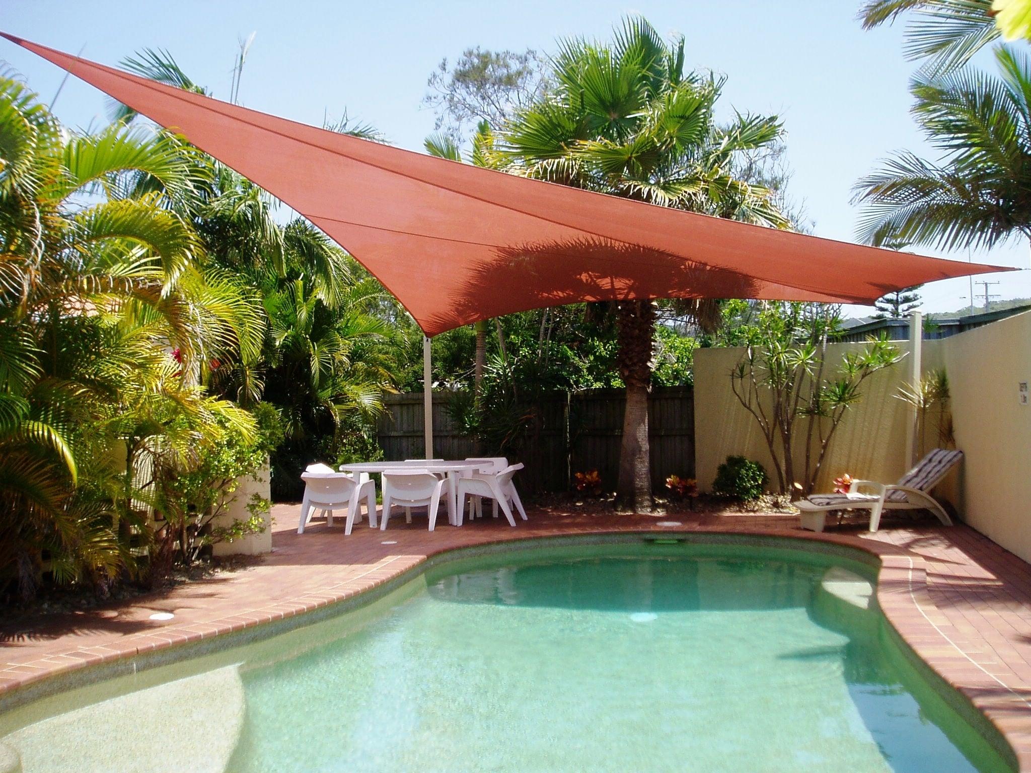 Sun Structure Shade Sails Palm Beach