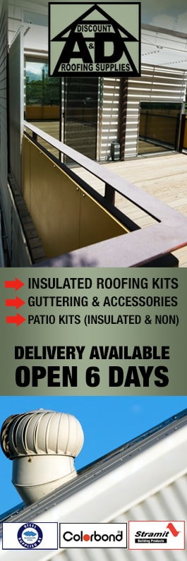 A U0026 D Discount Roofing Supplies   Promotion
