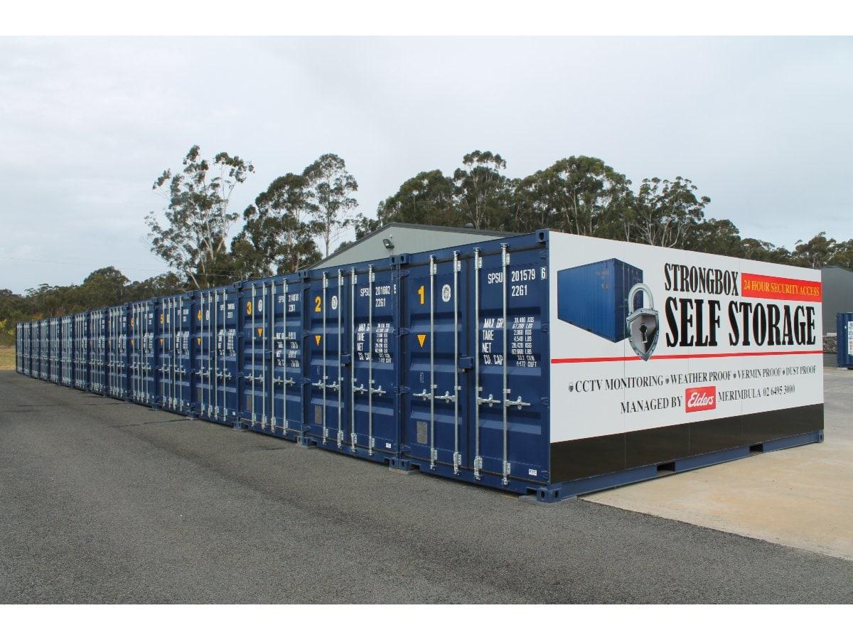 Strongbox Self Storage Storage Solutions 73 Redfern Cl Pambula