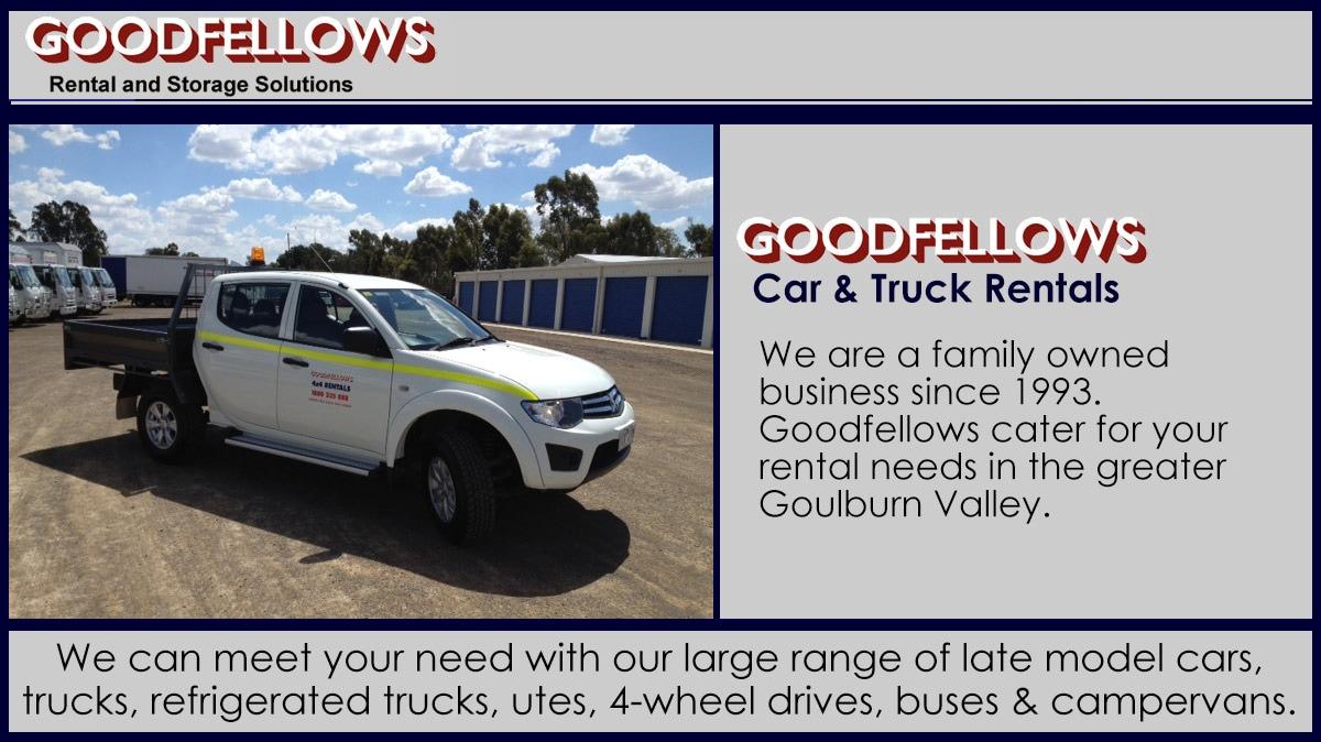 Goodfellows Car Truck Rentals Truck Hire Bus Hire 7945
