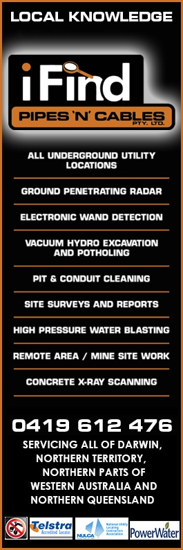 Ifind Pipes 'N' Cables Pty  Ltd  - Underground Penetrating