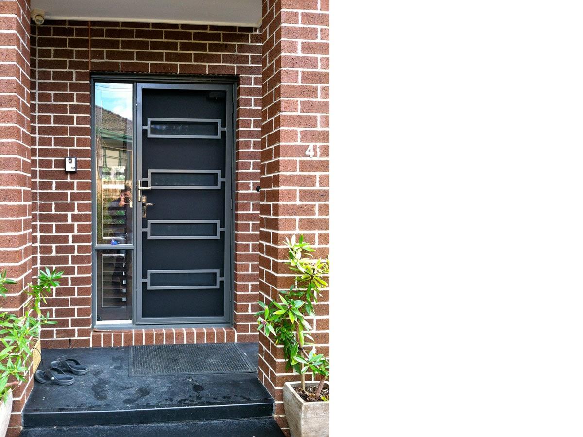 Stainless Steel Security Doors Melbourne | Eastern Doors  sc 1 st  The Superior Door Company & Bayswater Security Doors costs per hour - The Superior Door Company